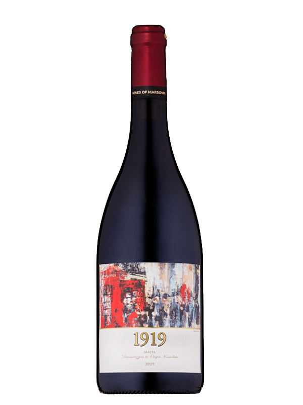 1919 Red