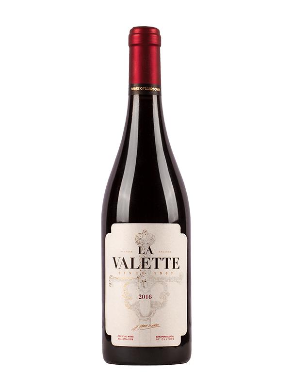 LA VALETTE RED